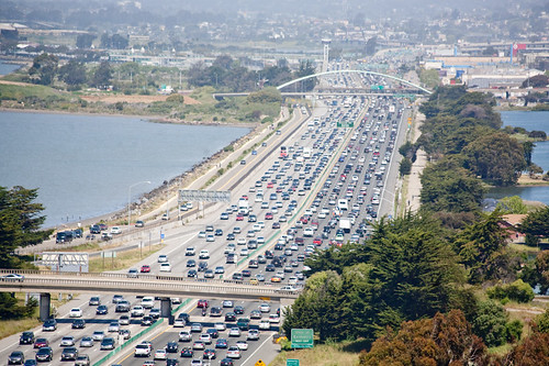 I-80 East Bay Area Traffic | by izahorsky