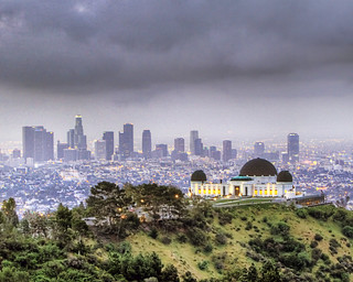 stormy morning of L.A | by kennymuz
