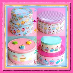 Cupcake Tins by ~Très Chic Cupcakes by ShamsD~