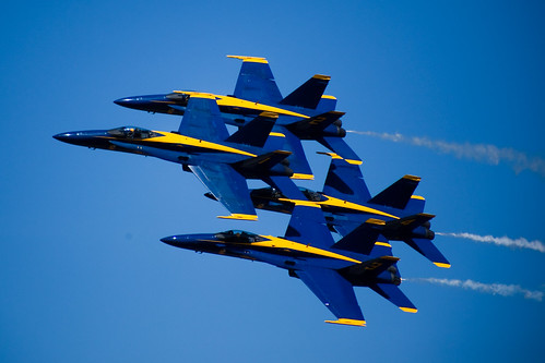 Blue Angels | by JoshuaDavisPhotography