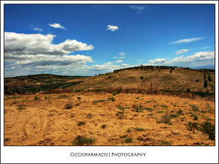 Paternò - Such as Texas desert :: HDR | by ciccioetneo