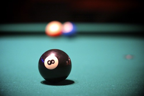 behind the eight ball | by eschipul