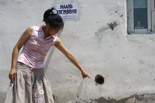 Water station in ger district, Ulaanbaatar, Mongolia | by East Asia & Pacific on the rise - Blog