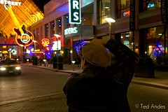 Shooting Fourth Street Live by ted @ndes