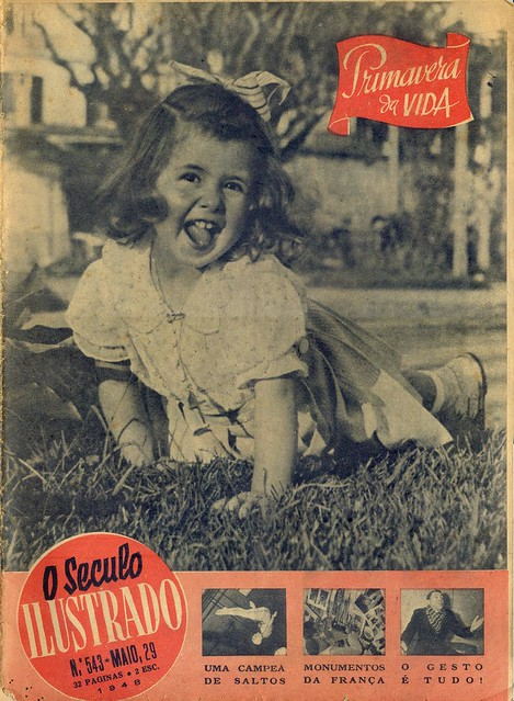 Século Ilustrado, No. 543, May 29 1948 - cover