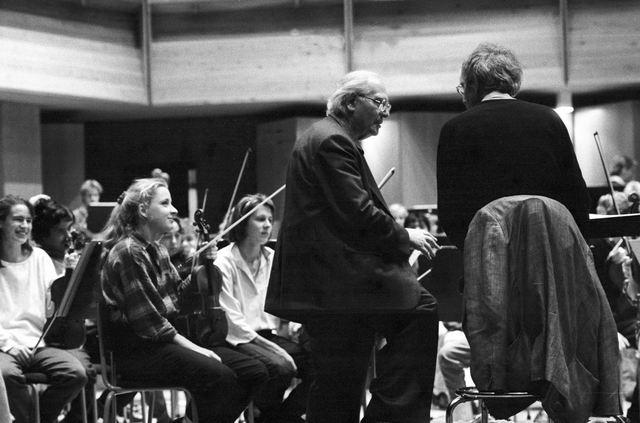 Olivier Messiaen & Reinbert de Leeuw 0466-23
