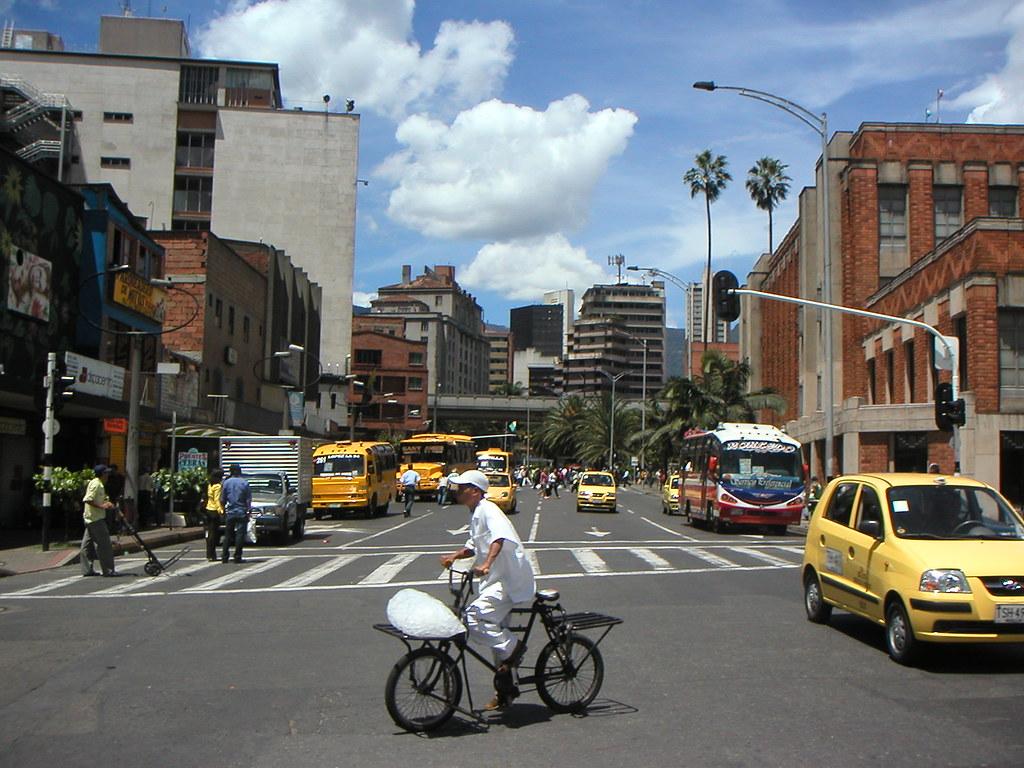 Avenida de Greiff - Medellín