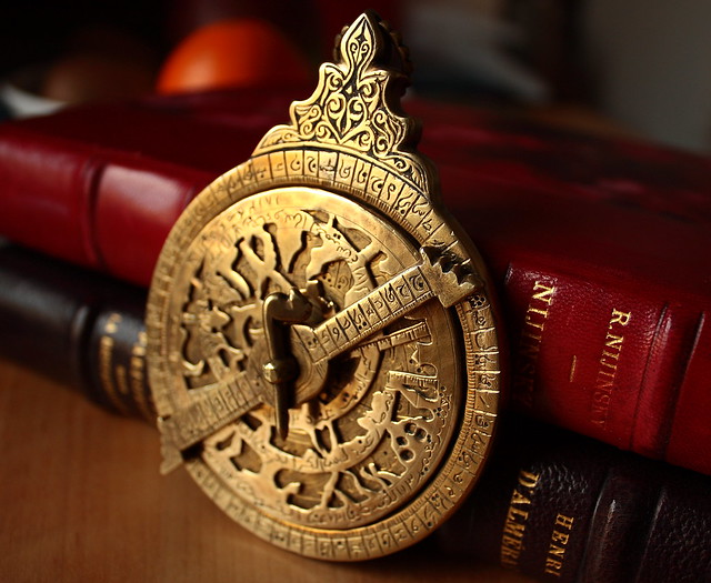 Astrolabe, 18th century