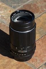 Asahi SMC Takumar 135mm f/3.5