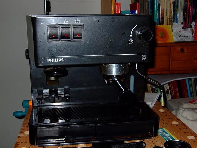 Phillips hl3844 flickr - Cafetera con molinillo incorporado ...