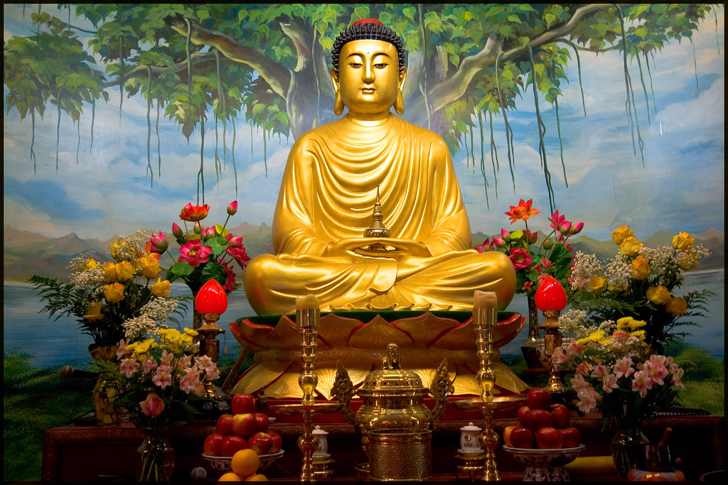 Buddhism - Ancient Religions: How and why did religions grow prior ...