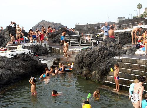 Vacaciones en tenerife 2009 piscinas naturales de for Piscinas naturales jover tenerife