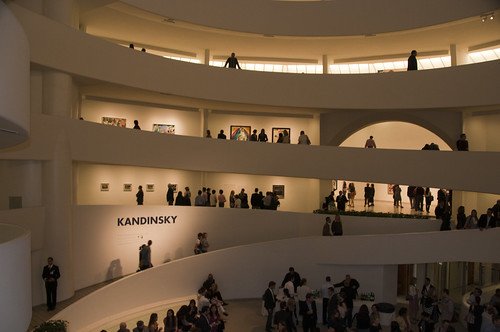 Kandinsky Members' Party and Private Viewing | by Solomon R. Guggenheim Museum