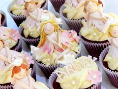 Fairy Blossom Princess Cupcakes by Sugarbloom Bev