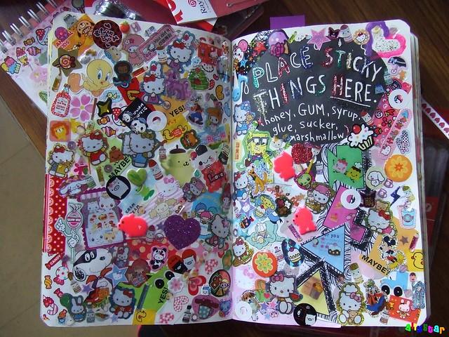 Фото как украсить дневник