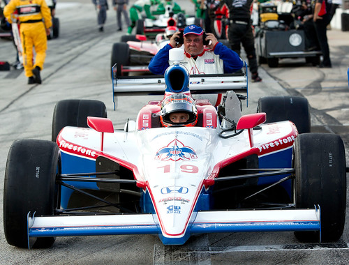 BSA IndyCar at Texas Motor Speedway | by Scouting Magazine