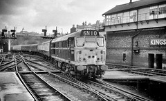 London Kings Cross 4th April 1970
