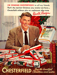 Ronald Reagan sends out smokes | by x-ray delta one