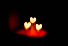 Heart Flames by Bubblix