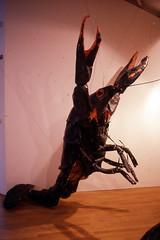 Lobster by rosemarybeetle