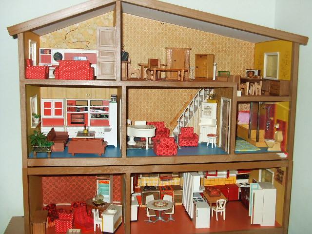 Carolines Home Vintage Barton Lundby Dol Toi Dolls House Flickr