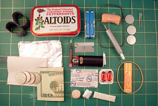 Altoids Tin Urban Survival Kit | by Bethany & Scott