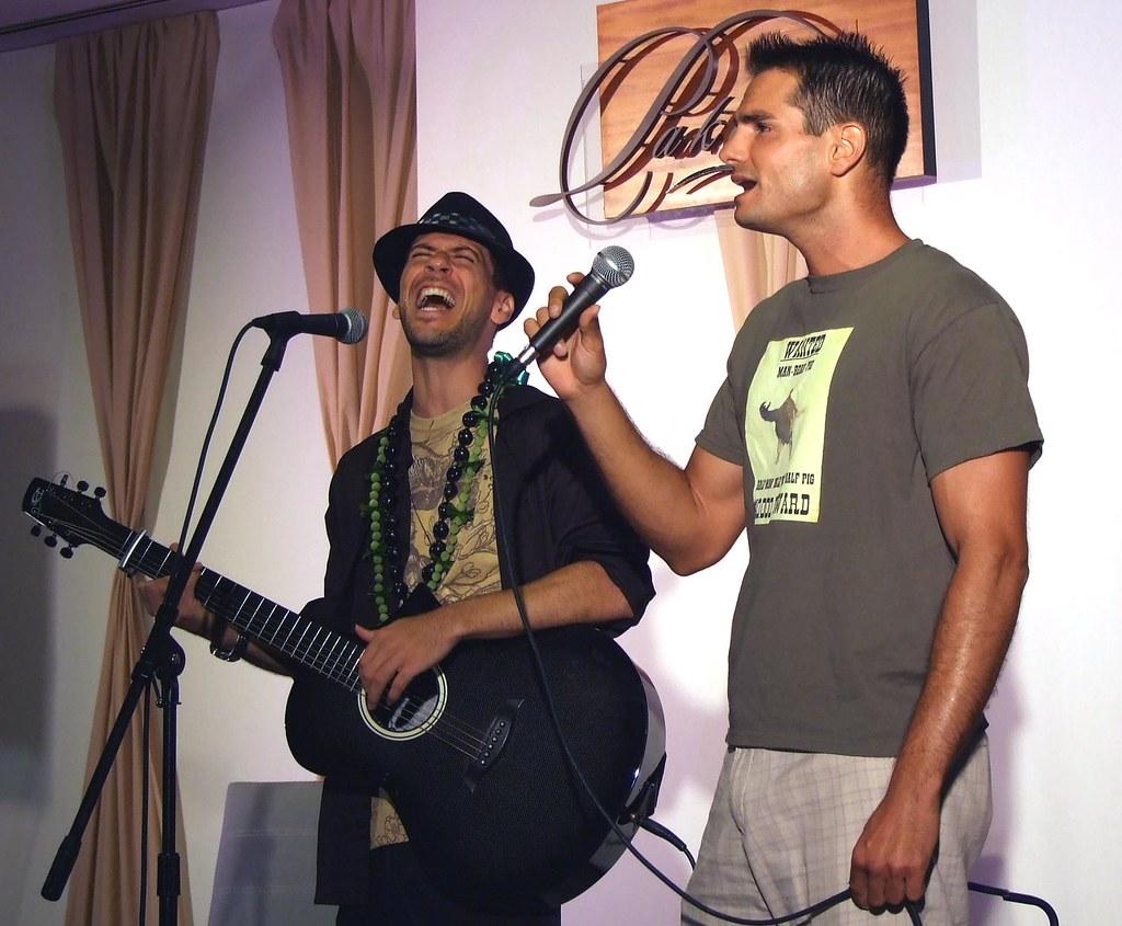 Kamuela Kahoano Music Kamuela Kahoano Performing