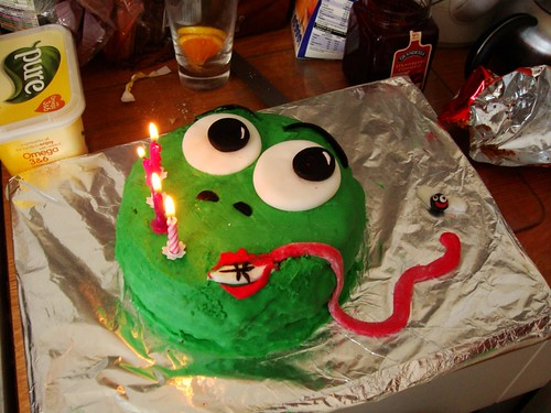 Another frog cake! | by Dan Morelle