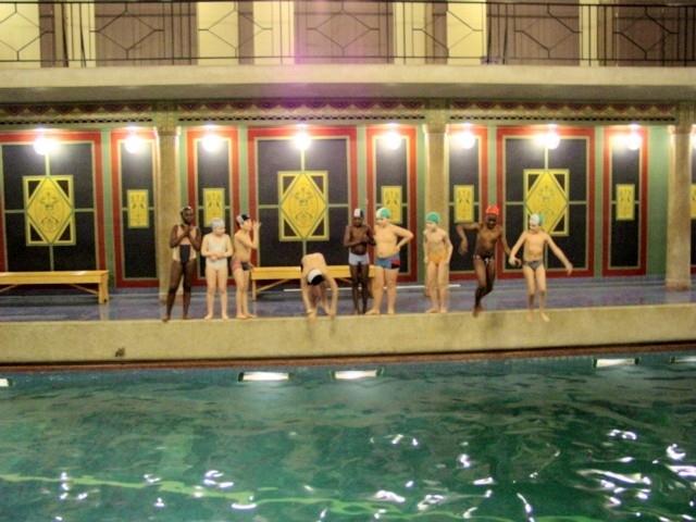 Belgique bruxelles le r sidence palace flickr for Piscine miroir belgique