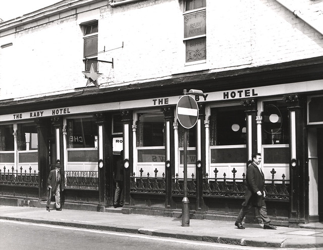 Raby Hotel, Shields Road/Raby Street 1974