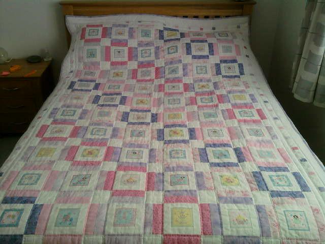 fairy quilt