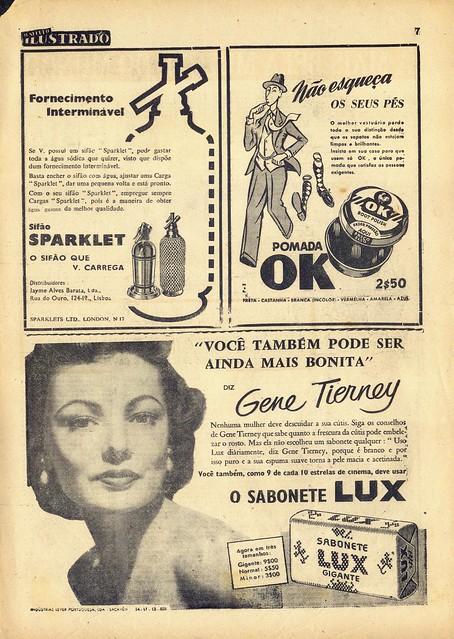Século Ilustrado, No. 915, July 16 1955 - 6