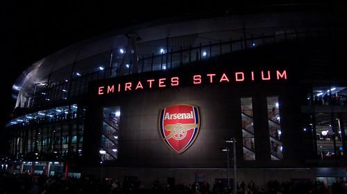 Emirates Stadium Poster Emirates Stadium