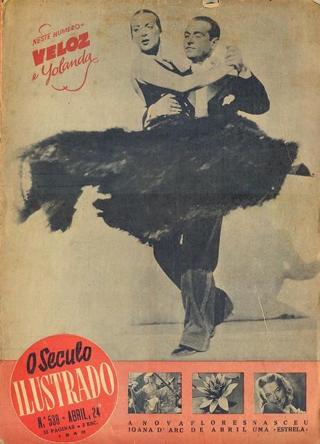 Século Ilustrado, No. 538, April 24 1948 - cover