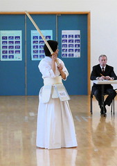 Kendo Kata No.4 by jamesdonkin