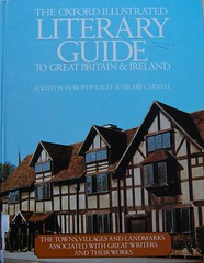 Literary Guide to Great Britain and Ireland by Cameron Self