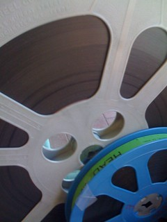 Film reels at Urban Source | by roland