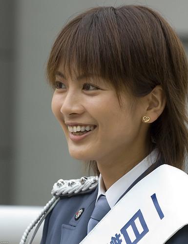 2006.09.17 <b>相川梨絵</b> / 千住警察署一日署長 | Flickr - Photo Sharing!