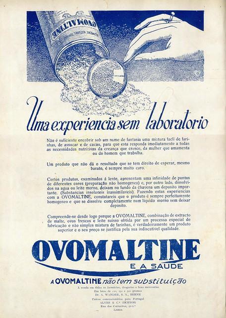 Ilustração, No. 120, Natal, Dezembro 16 1930 - contra-capa