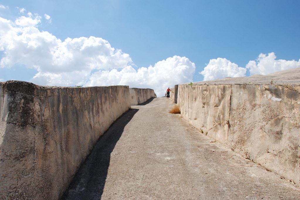 gibellina, sicilia - il Cretto di Burri