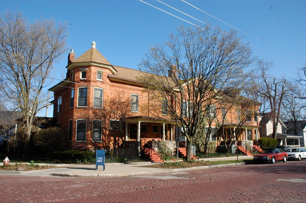 Kerrytown Downtown Ann Arbor Mi Flickr Photo Sharing