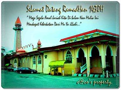 saLam_RamadHan aL mubarak 1430H...For aLL my MusLim Friends...