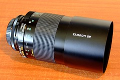 Tamron 500mm f8 SP (55BB)