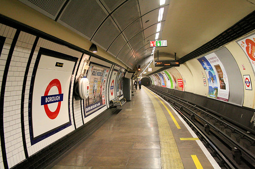 Borough Underground station