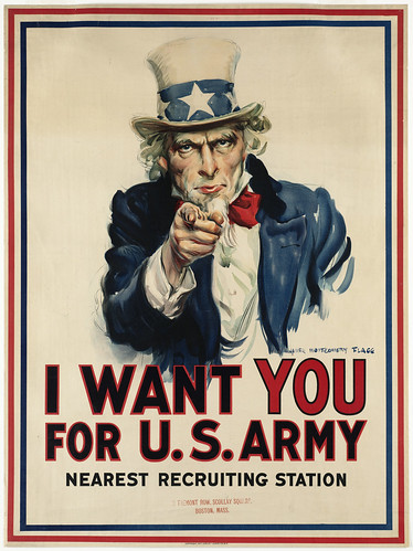 I Want You for U.S. Army | by Boston Public Library