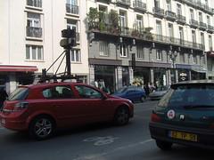 bruxelles - voiture google ? by _tristan_