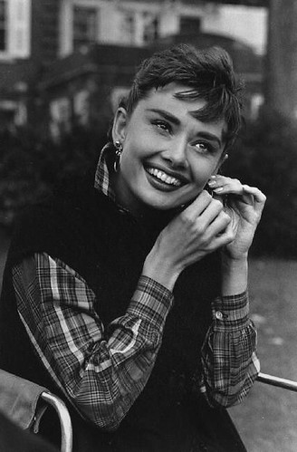audrey hepburn (Sabrina Fair) | by fred baby