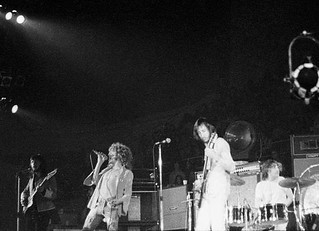 The Who at Charlotte, NC (1971) | by Hunter-Desportes