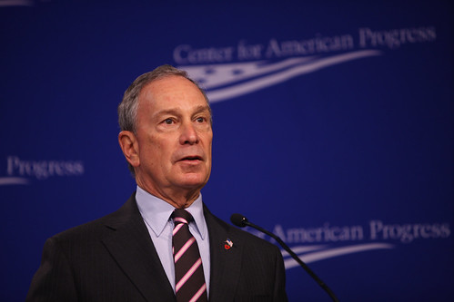 Michael Bloomberg | by Center for American Progress