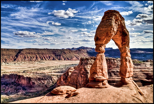 Delicate Arch - Arches National Park | by helikesto-rec